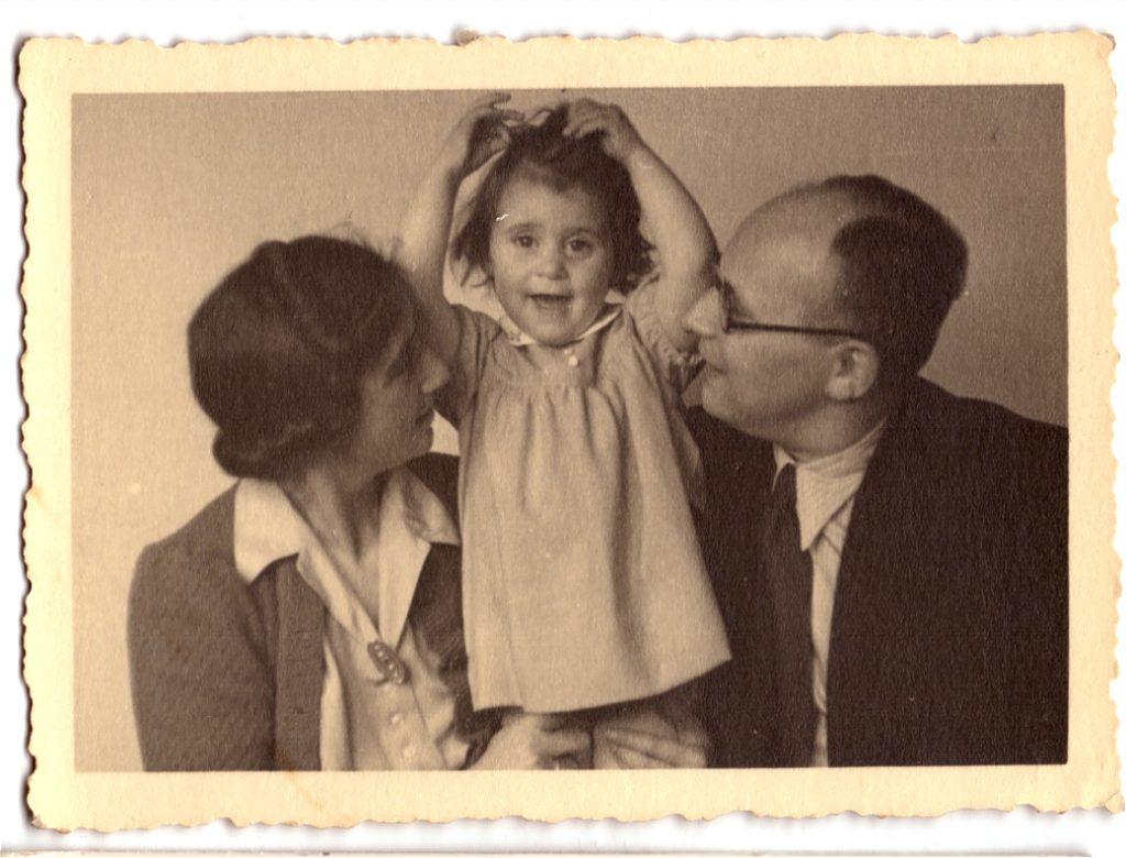 Fotos, zur Verfügung getsellt von ihrer Tochter Renate Pfromm