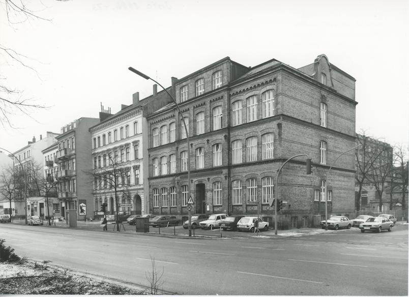 Schule Carolinenstraße/ Quelle: Landesbildstelle Hamburg