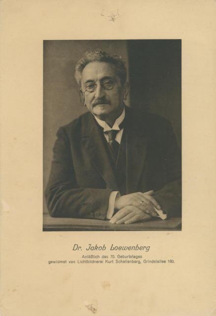 Dr. Ernst Löwenberg/ Quelle: igdj-hh.de