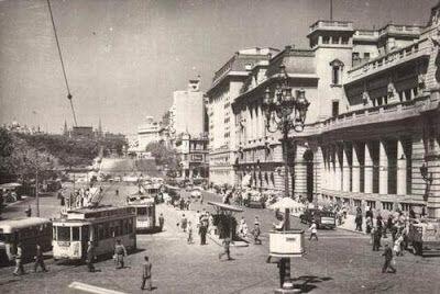 Retiro, Buenos Aires ca. 1940/ Quelle: unbekannt