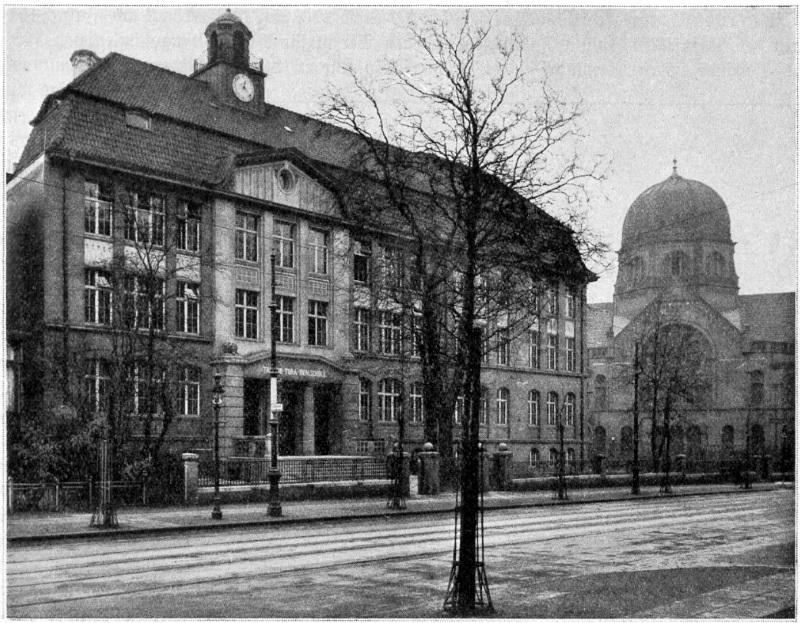 Talmud und Tora Realschule/ Quelle: idgj-hh.de