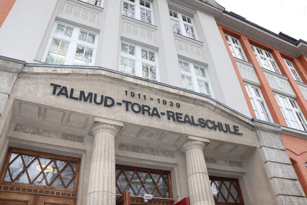 Talmud Tora Schule/ Foto: Corinna Below