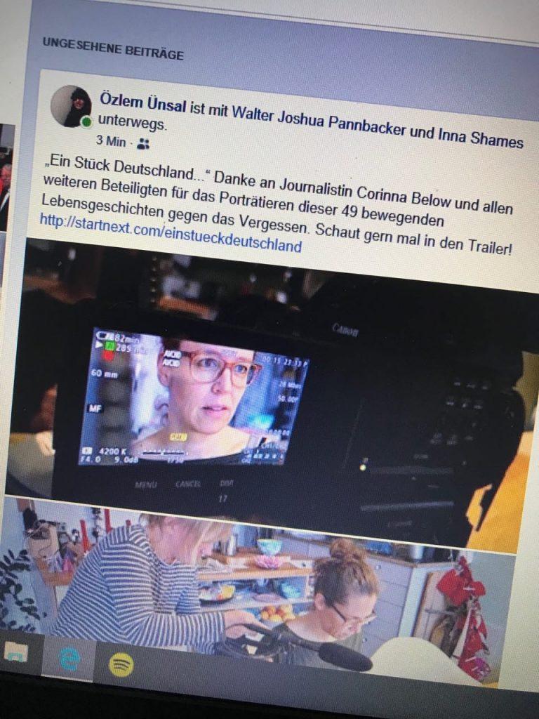 einstueckdeutschland.com bei Startnext