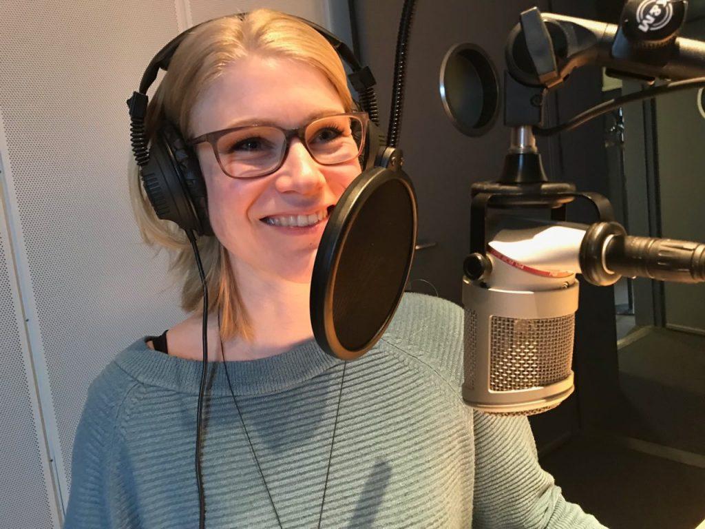 Jessica Schlage, Moderatorin, NDR Schleswig-Holstein